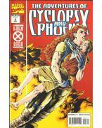 Adventures of Cyclops and Phoenix Vol. 1. No. 3