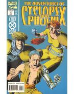 Adventures of Cyclops and Phoenix Vol. 1. No. 4
