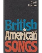 British and American Songs - Cyril Pustan