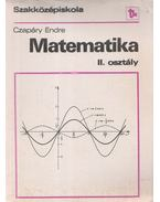 Matematika II. osztály - Czapáry Endre
