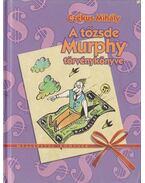 A tőzsde Murphy törvénykönyve - Czékus Mihály