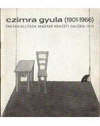 Czimra Gyula (1901-1966) emlékkiállítása