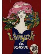 Lányok évkönyve 1974 - D. Nagy Éva