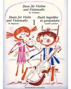 Duók hegedűre és gordonkára kezdők számára 1