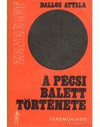A Pécsi Balett története - Dallos Attila