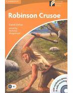 Robinson Crusoe - Intermediate Level 4 with CD - Daniel Defoe