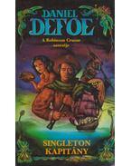 Singleton kapitány - Daniel Defoe