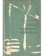 Végig a magyar szaharán - Darvas József