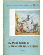 Darwin tanítása a természet fejlődéséről