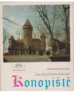 Das Staatliche Schloss Konopisté