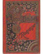 Alphonse Daudet's Romane I-V. egyben - Daudet, Alphonse