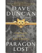 Paragon Lost - Dave Duncan