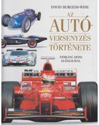 Az autóversenyzés története - David Burgess-Wise