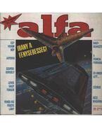 Alfa 1989. június - Dávid Csaba