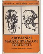 A romániai magyar irodalom története - Tankönyv a XII. osztály számára - Dávid Gyula, Marosi Péter, Szász János