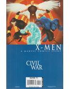 Civil War: X-Men No. 4. - David Hine, Paquette, Yanick