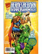 Heroes Reborn: The Return Vol. 1 No. 2. - David, Peter, Larroca, Salvador