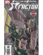 X-Factor No. 4. - David, Peter, Ryan Sook, Calero, Dennis