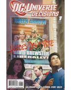 DC Universe: Decisions 1.