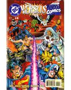 DC versus Marvel/Marvel versus DC No. 4
