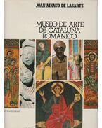 Museo de Arte de Cataluna romanico - De Lasarte, Joan Ainaud