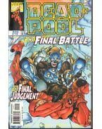 Deadpool Vol. 1. No. 19