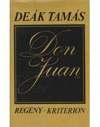 Don Juan - Deák Tamás
