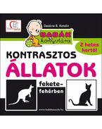 Kontrasztos állatok fekete-fehérben - DEÁKNÉ B.KATALIN