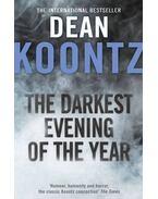 The Darkest Evening of the Year - Dean, Koontz
