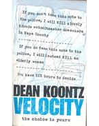 Velocity - Dean, Koontz