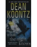 What the Night Knows - Dean R. Koontz