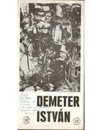 Demeter István (dedikált)
