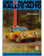 Der 2. Mann im Rallye-Auto