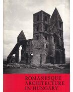Romanesque architecture in Hungary - Dercsényi Dezső