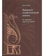 Építészeti szakkifejezések szótára - Déry Attila