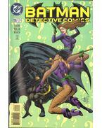 Detective Comics 706.