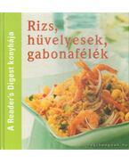 Rizs, hüvelyesek, gabonafélék - Dibás Gabriella