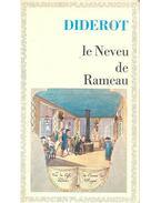 Le Neveu de Rameau - Diderot, Denis