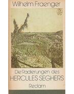 Die Radierungen des Hercules Seghers