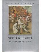 Pieter Brueghel Flamisches Volksleben