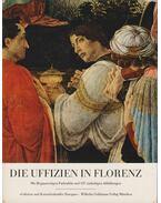 Die Uffizien in Florenz