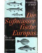 Die süsswasserfiche Europas