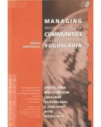 Managing multiethnic local communites in the countries of the former Yugoslavia - Dimitrijevic, Menad