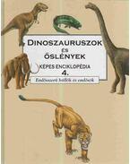Dinoszauruszok és őslények képes enciklopédia 4.