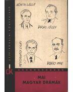 Mai magyar drámák - Dobozy Imre, Németh László, Mesterházy Lajos, Darvas József
