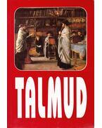 A Babilóniai Talmud (dedikált) - Domán István