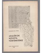 Adalékok Moldva történetéhez