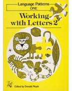Language Patterns ONE - Working with Letters 2 - Donald Moyle