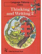 Language Patterns THREE - Thinking and Writing 2 - Donald Moyle