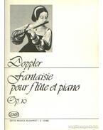 Fantaisie Op. 10 (fuvola és zongora)